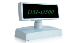 DM-D500 Customer Display