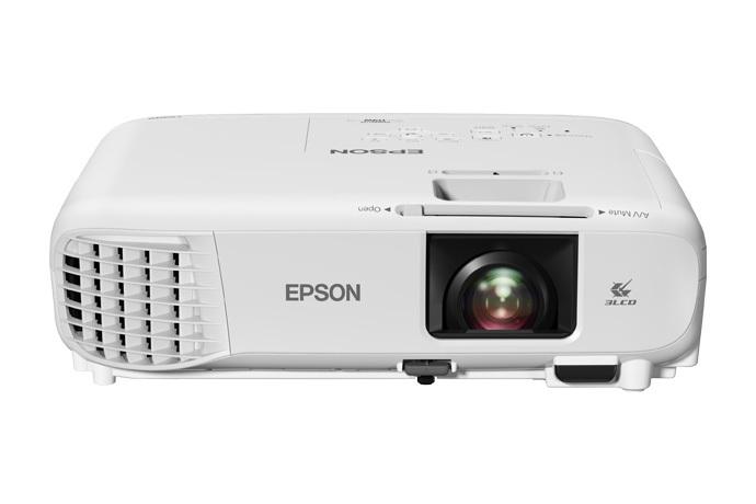 Proyector Epson PowerLite 119W 3LCD XGA con Dial HDMI