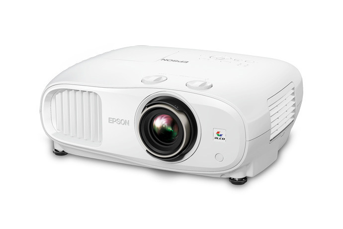 Home Cinema 3200 4K PRO-UHD 3-Chip Projector with HDR