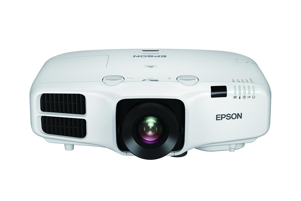 epson eb 5510 xga 3lcd projector with standard lens projectors