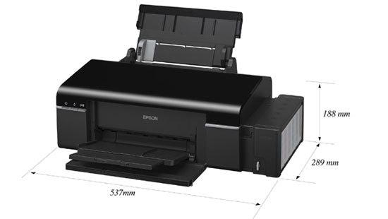 Impresora Epson EcoTank L800 (110V)