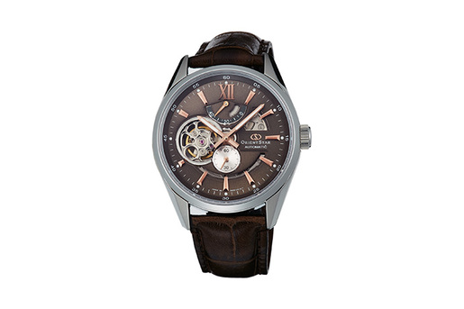 Mechanical Contemporary, Leather Strap - 41.0mm (DK05004K)
