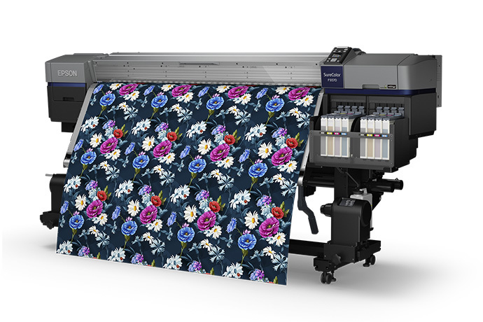 epson surecolor f9370 dye-sublimation inkjet printer | large format ...