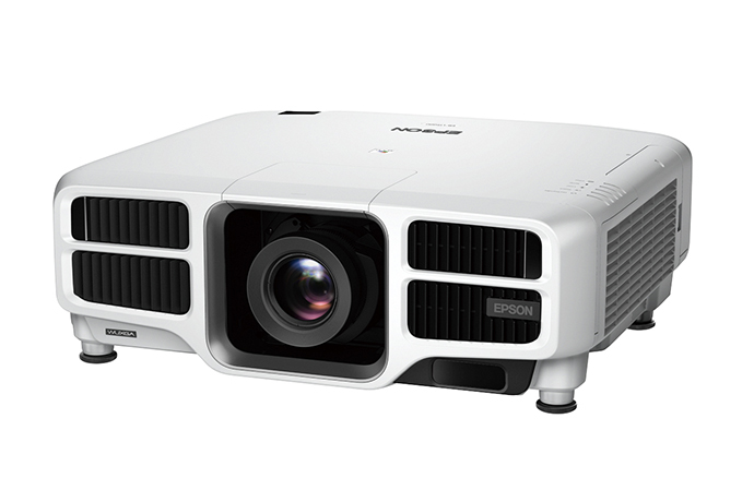 Pro L1500UNL Laser WUXGA 3LCD Projector with 4K Enhancement without Lens