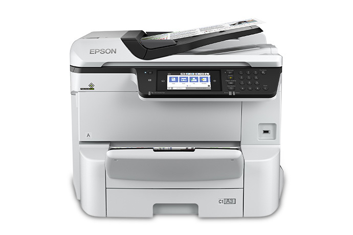 WorkForce Pro WF-C8690 A3 Color MFP with PCL/PostScript