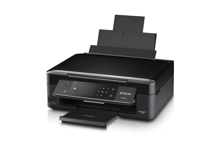 Printer-Scan//copy-wireless-2.7 LCD+memory Card Use NEW Epson Home XP-430 434