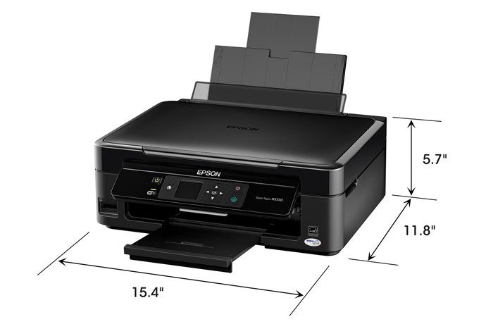 Epson Stylus NX330 Small-in-One All-in-One Printer