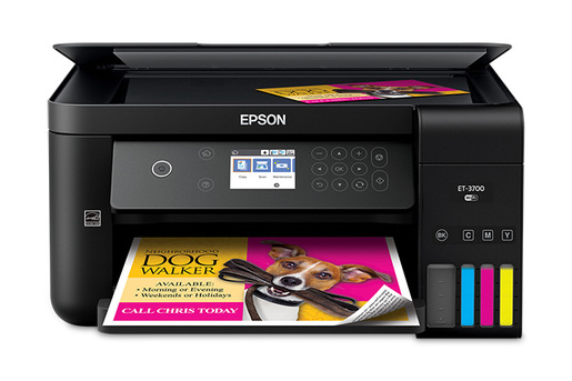 Expression ET-3700 EcoTank All-in-One Printer - Refurbished