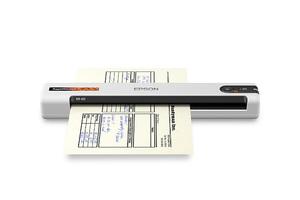 RapidReceipt™ RR-60 Mobile Receipt and Color Document Scanner