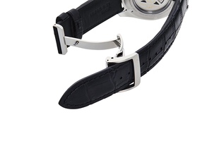 ORIENT STAR: Mechanical Sports Watch, Leather Strap - 43.2mm (RE-AT0104E)