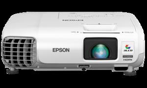 PowerLite W17 WXGA 3LCD Projector