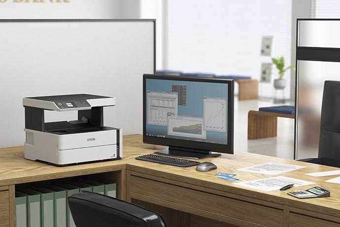 Impresora Multifuncional Epson EcoTank M2170