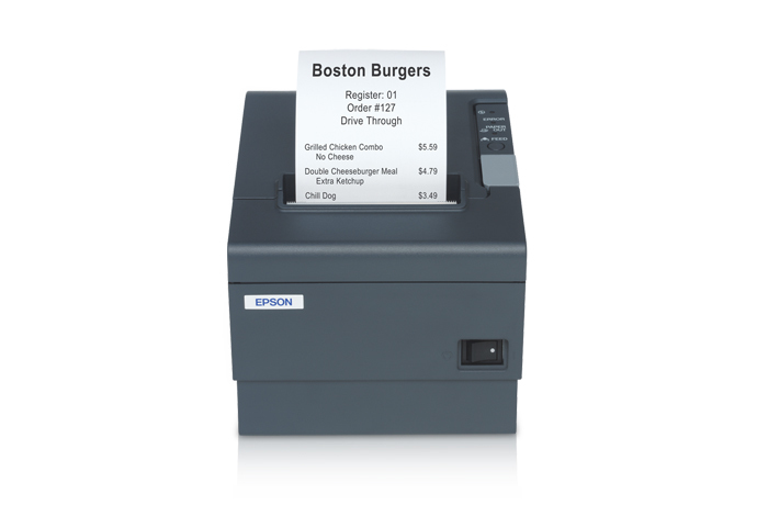 TM-T88 ReStick Liner-free Label Printer