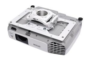 Custom Micro-Adjustable Projector Mount (ELPMBPRH)
