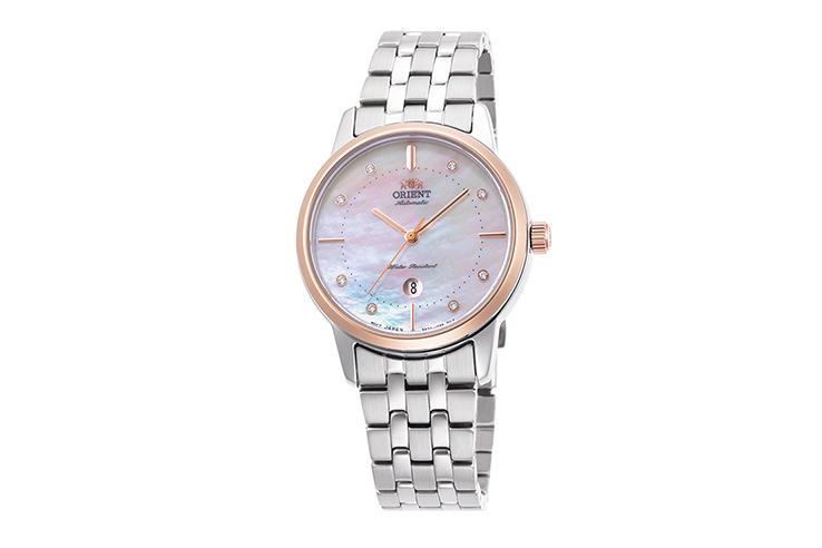 ORIENT: Mechanical Contemporary Watch, Metal Strap - 32.0mm (RA-NR2006A)
