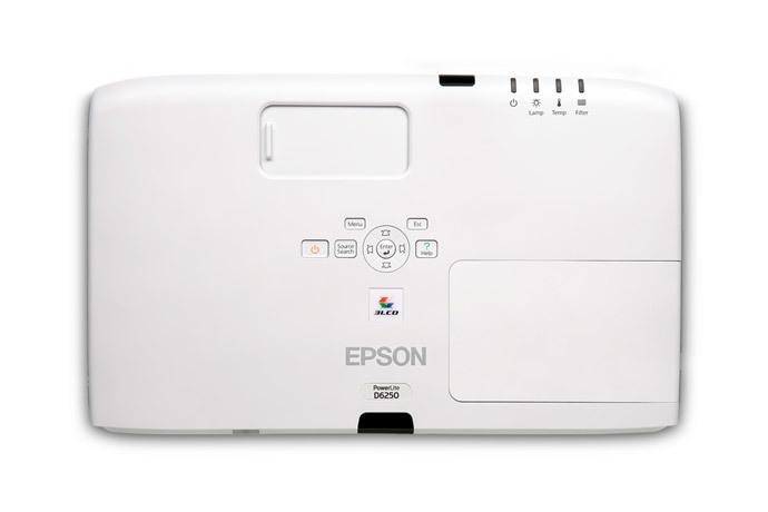 PowerLite D6250 XGA 3LCD Projector