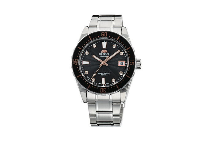 ORIENT: Mechanical Sports Watch, Metal Strap - 39.0mm (AC0A001B)