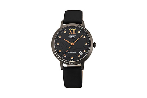 Mechanical Contemporary, Leather Strap - 36.0mm (ER2H001B)