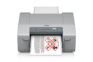 ColorWorks C831 Inkjet Label Printer
