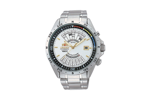 Mechanical Sports, Metal Strap - 43.5mm (EU03002W)