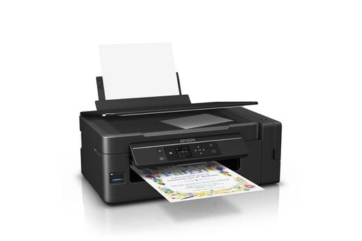 Impresora multifuncional inalámbrica EcoTank® L495