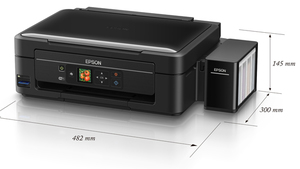 Impressora Multifuncional EcoTank L455