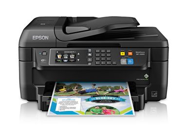 epson workforce wf 2660 workforce series all in ones printers rh epson com hp officejet 6210 all in one printer driver download HP Officejet 6210 Parts