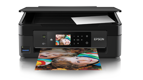Epson Expression Home XP-442 Inkjet All-in-One Printer
