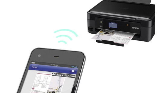 Epson Expression Xp 411 All In One Printer Inkjet