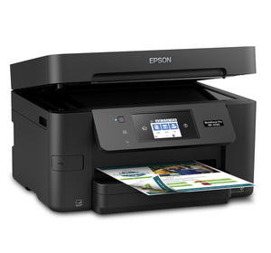 Epson Workforce Pro Wf 4720 All In One Printer Inkjet