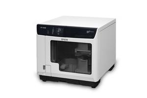 Impressora e Gravadora Profissional de CDs, DVDs e Blu-rays Discproducer PP-100III