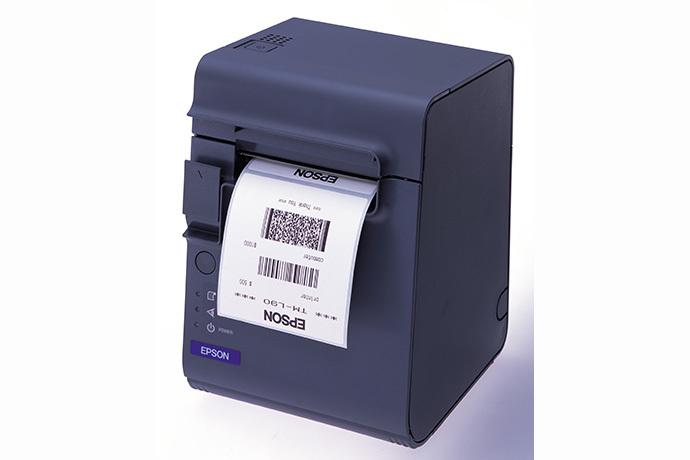 Tm l90 label printer