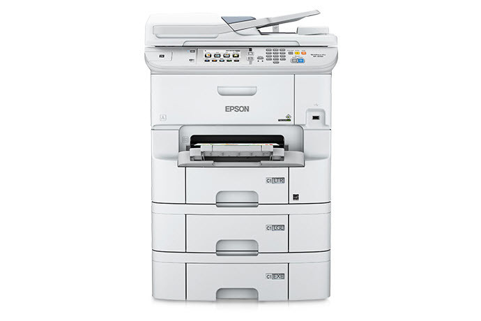 Epson WorkForce Pro WF-6590 Network Multifunction Color Printer