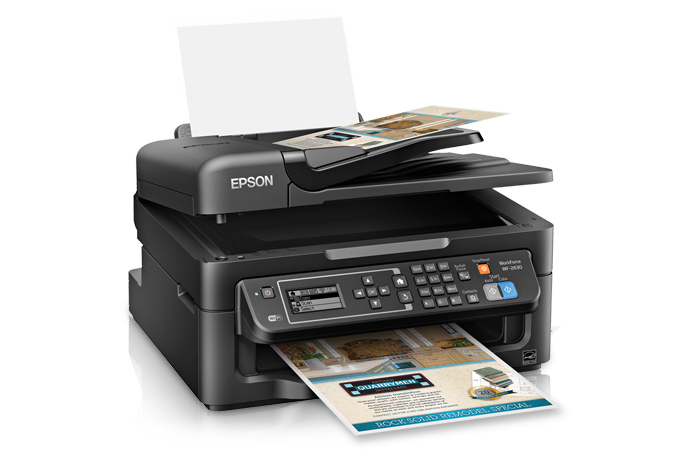Epson WorkForce WF-2630 All-in-One Printer | Inkjet | Printers | For