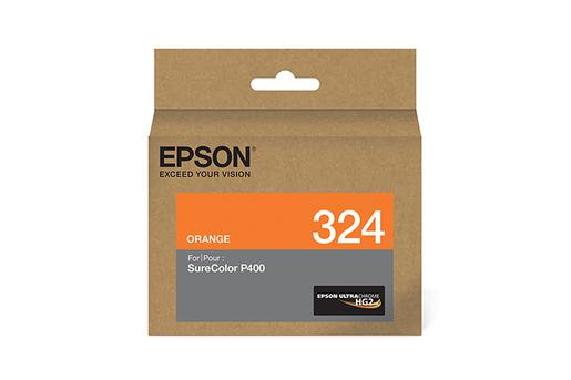 Epson 324, Orange Ink Cartridge