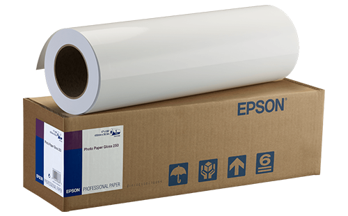 Epson Photo Paper Gloss - 24 in x 30m 1 Roll