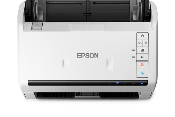 Epson WorkForce DS-570WII A4 Duplex Sheet-fed Document Scanner