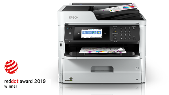 Epson WorkForce Pro WF-C5790 Wi-Fi Duplex All-in-One Inkjet Printer