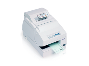 Epson TM-H6000 with ProofPlus
