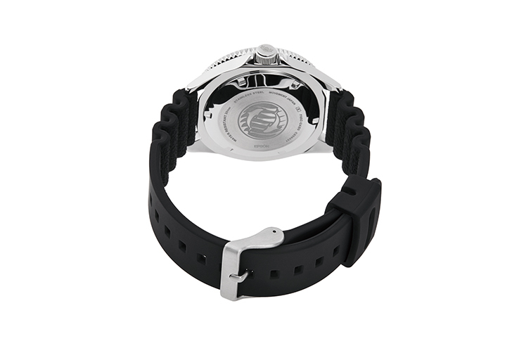 ORIENT: Mechanical Sports Watch, Silicon Strap - 44.0mm (RA-AA0916L)