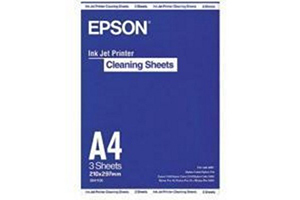 Epson Inkjet Cleaning Sheets S041150