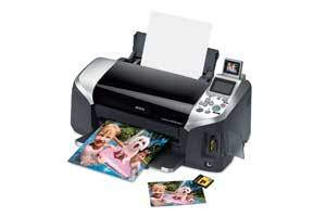 Epson Stylus Photo R220 Ink Jet Printer Photo Printers For