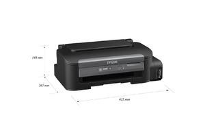 EcoTank M100 Single Function InkTank B&W Printer