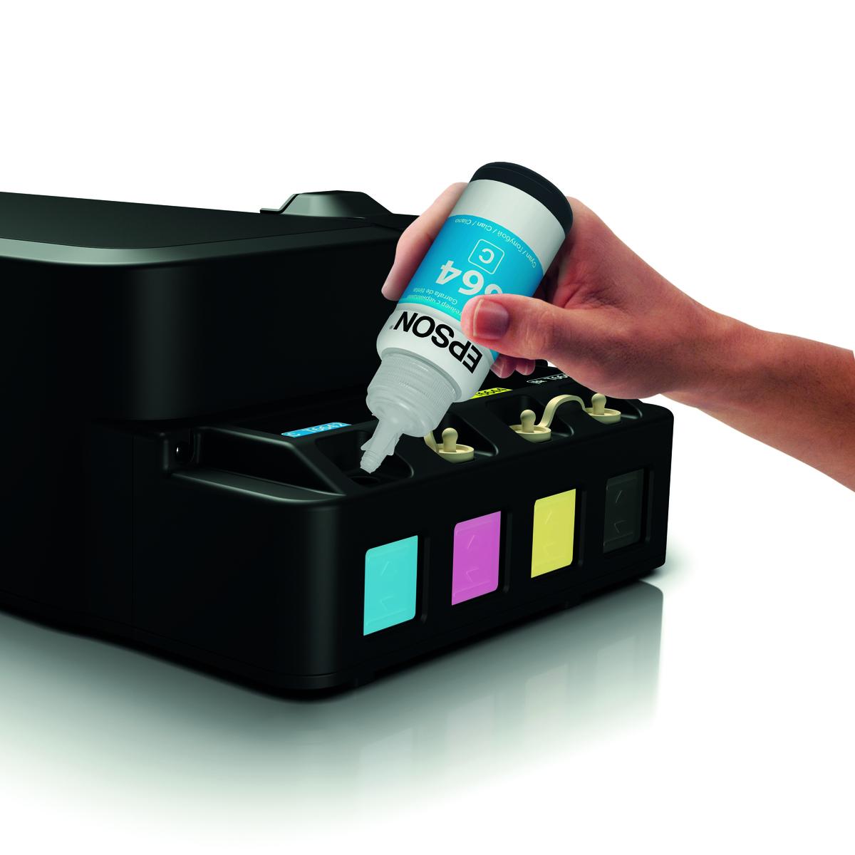 Epson L120 Ink Tank Printer Ink Tank System Epson