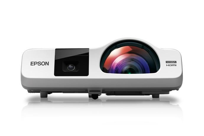BrightLink 536Wi Interactive WXGA 3LCD Projector