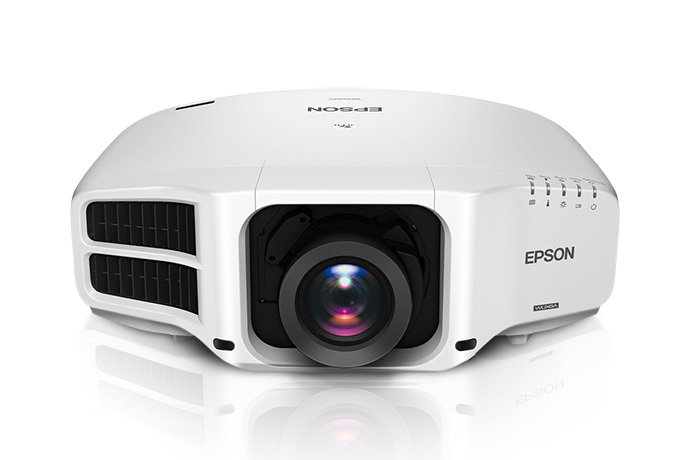 Pro G7500U WUXGA 3LCD Projector w/ 4K Enhancement & Standard Lens