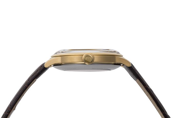 ORIENT: Mecanice Clasice Ceas, Piele Şnur - 40.5mm (RA-AG0003S)