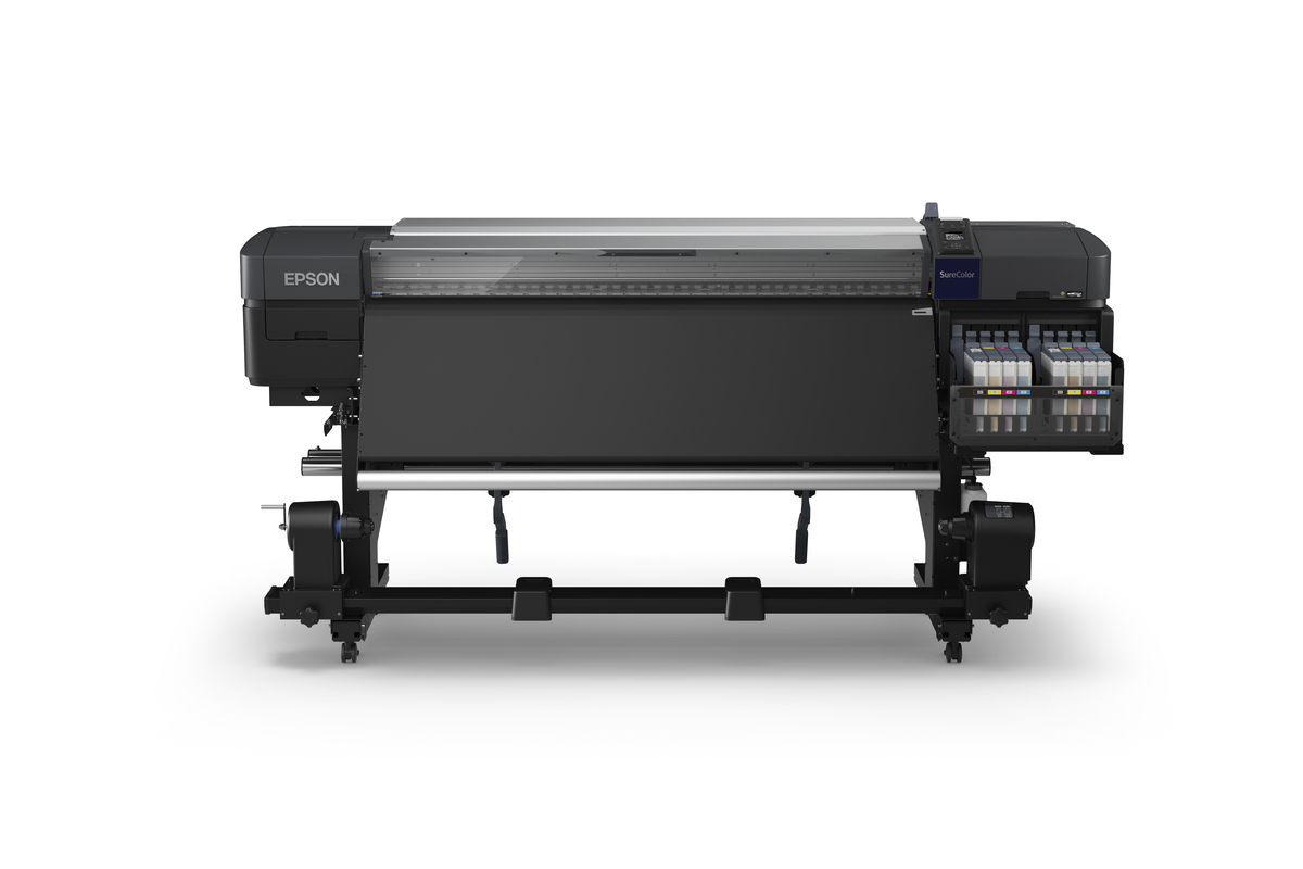 Epson SureColor SC-F9430H Fluorescent Dye-Sublimation Textile Production Printer