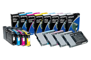 Epson T543 UltraChrome Ink