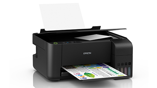EcoTank L3110 Multifunction InkTank Printer | Ink Tank System